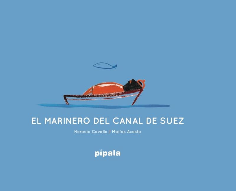 El marinero del canal de Suez: portada