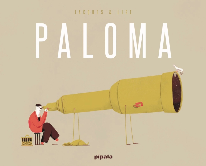 PALOMA: portada