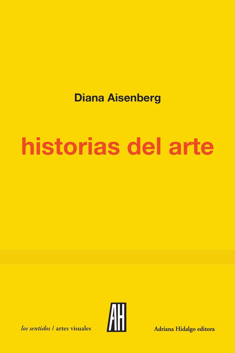 Historias del arte: portada