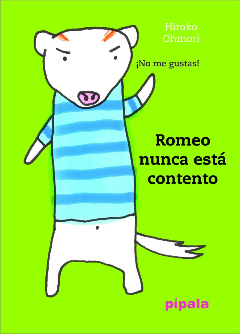 Romeo nunca está contento (NE): portada