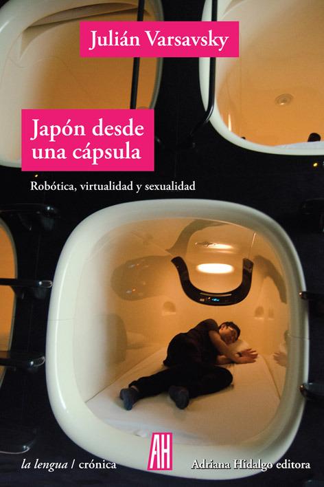 Japón desde una cápsula: portada