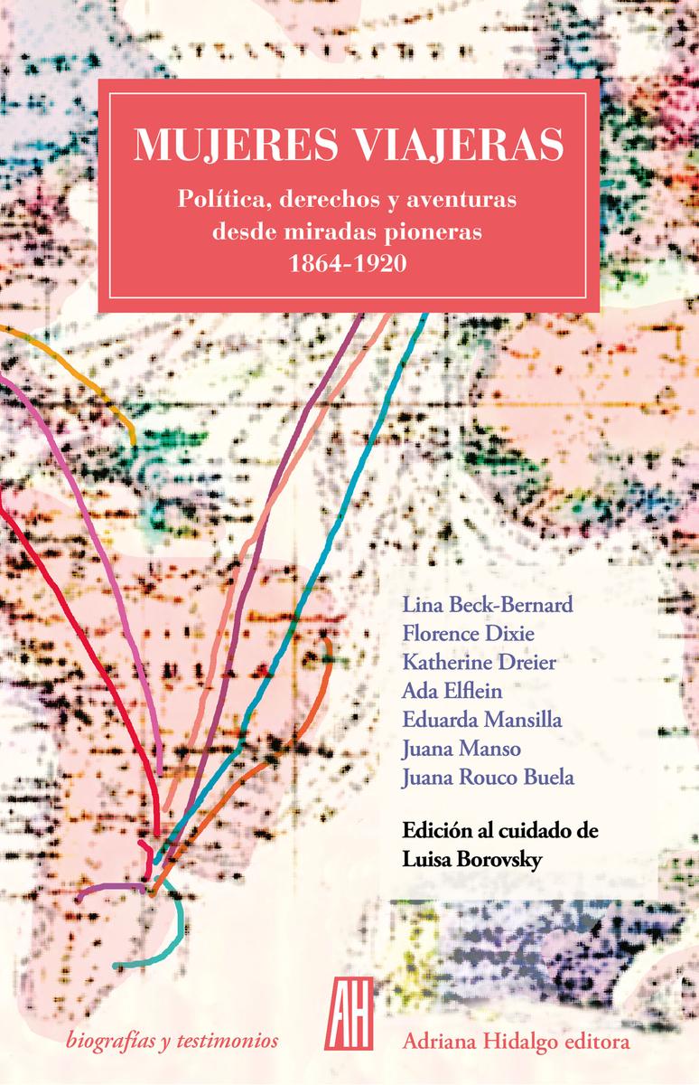 Mujeres viajeras.: portada