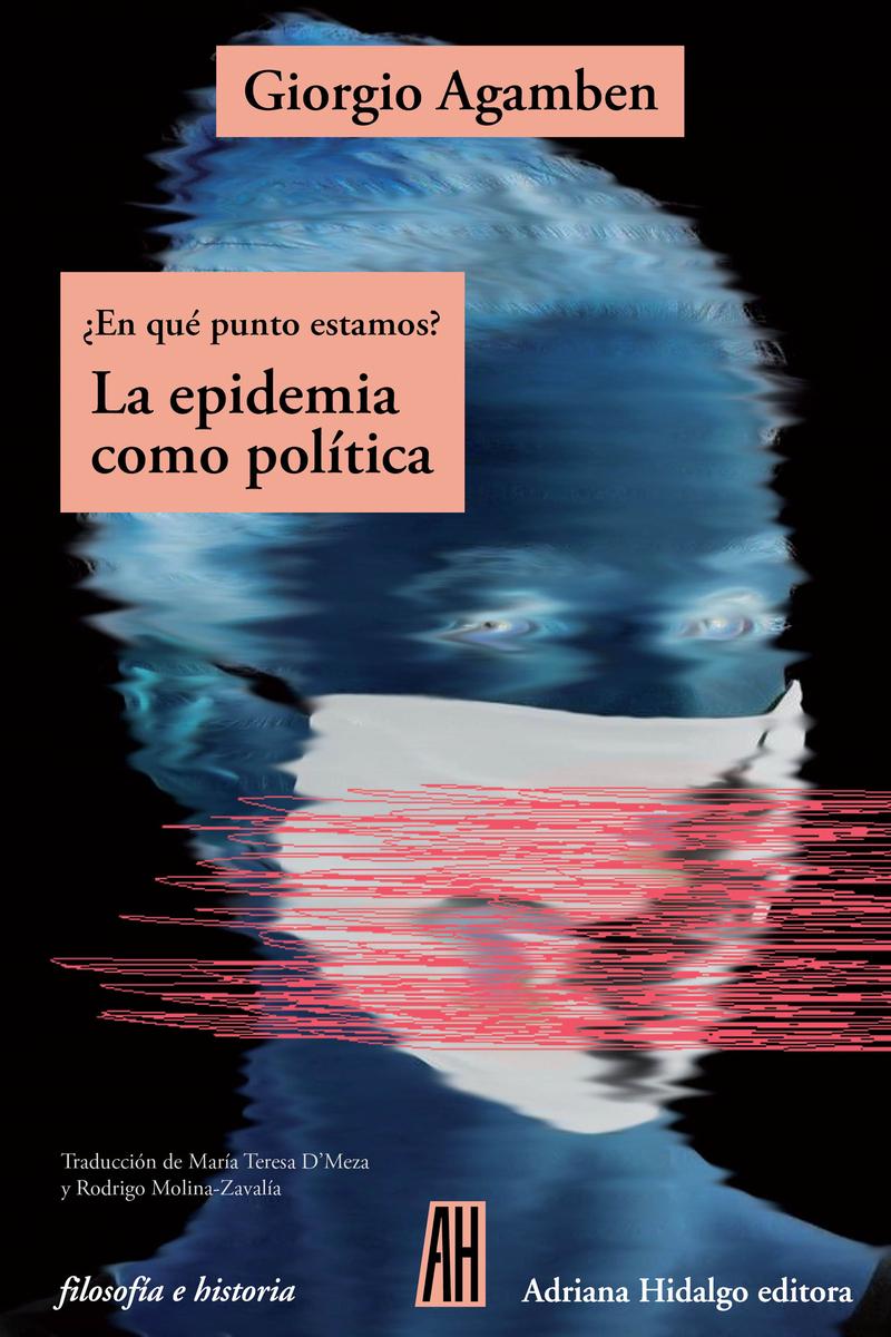 La epidemia como politica: portada