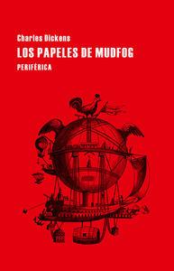 Los papeles de Mudfog: portada