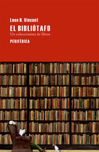 El bibliótafo: portada