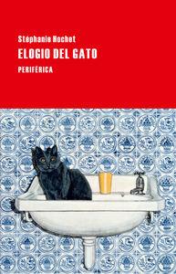 Elogio del gato: portada