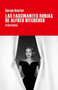 Las fascinantes rubias de Alfred Hitchcock: portada