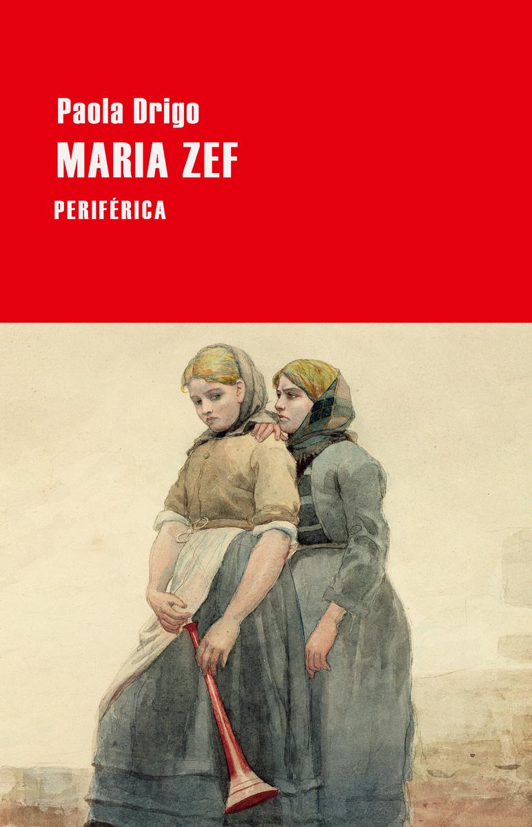 Maria Zef: portada