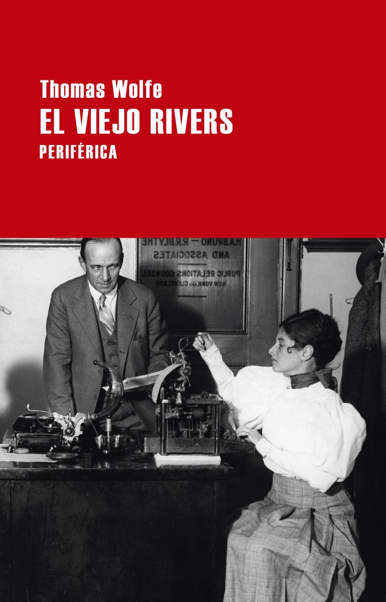 El viejo Rivers: portada
