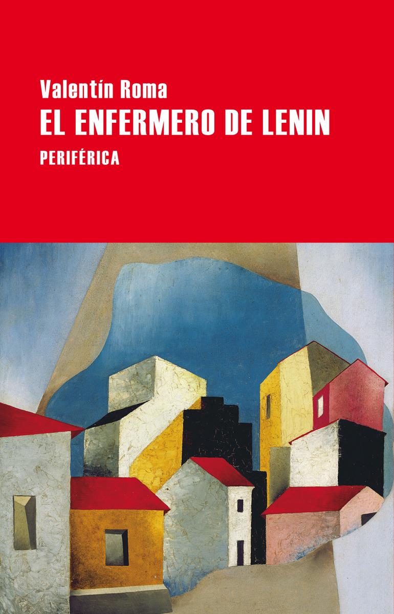 El enfermero de Lenin: portada