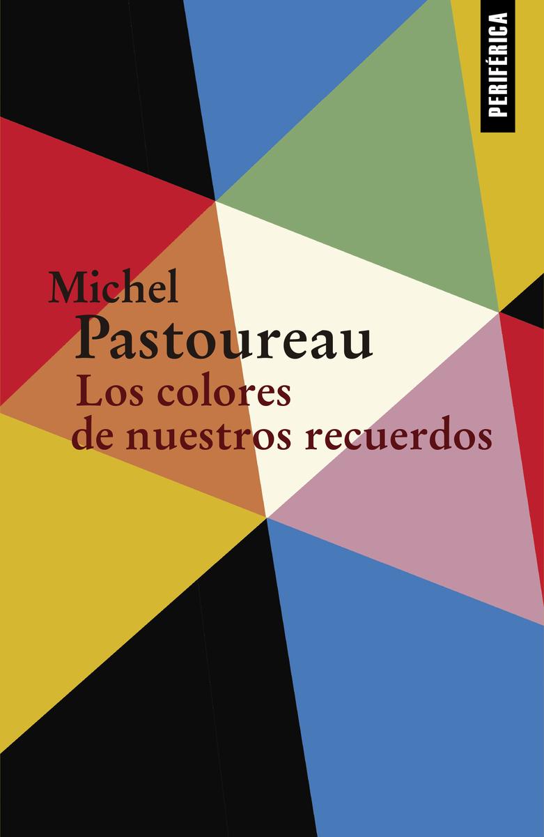 Los colores de nuestros recuerdos: portada