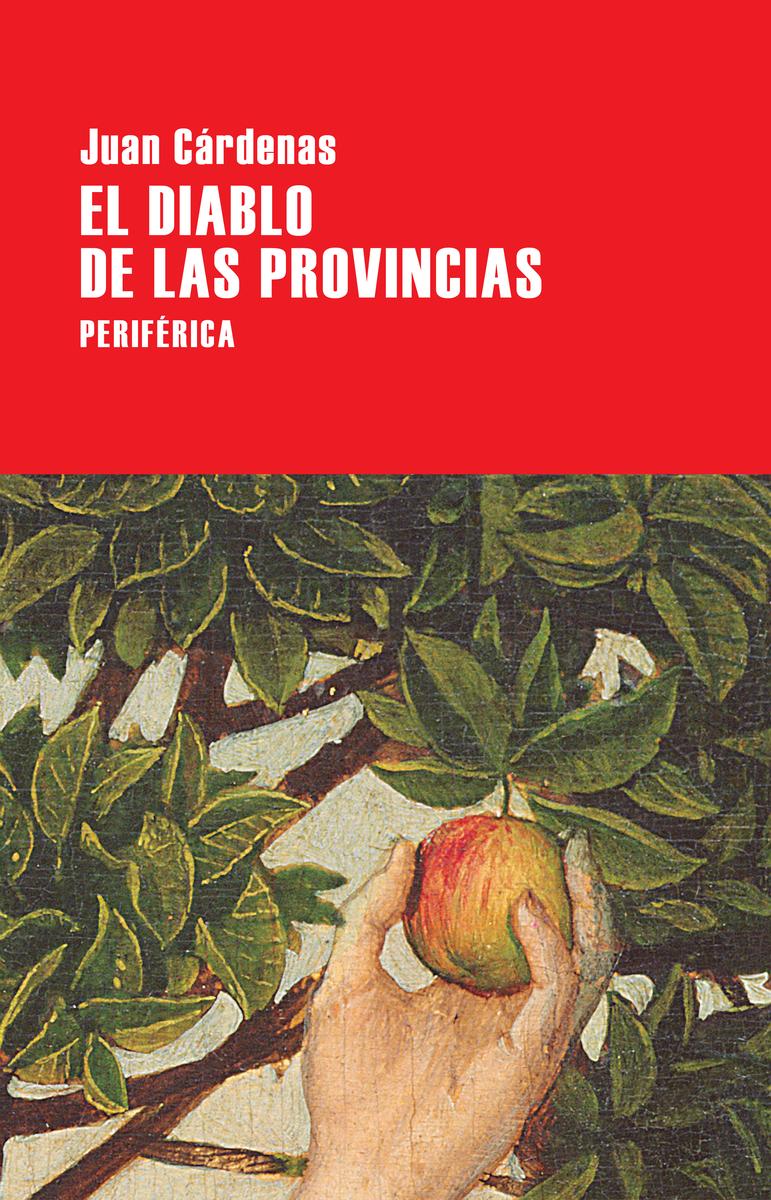 El diablo de las provincias: portada