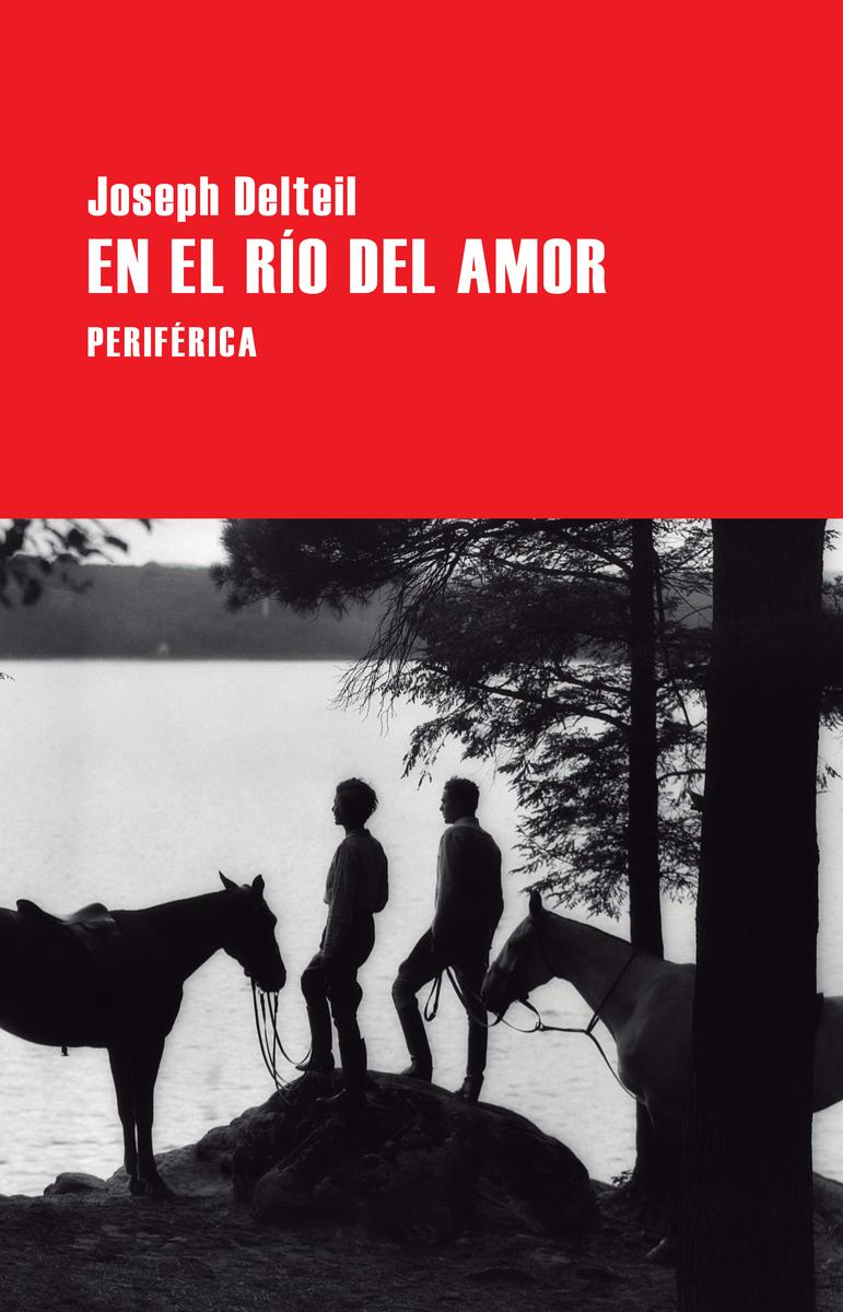 En el río del amor: portada
