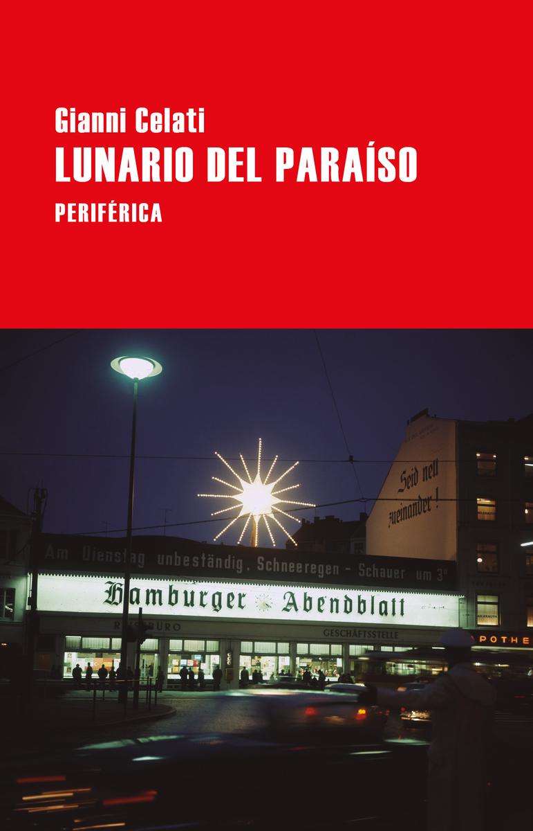Lunario del paraíso: portada