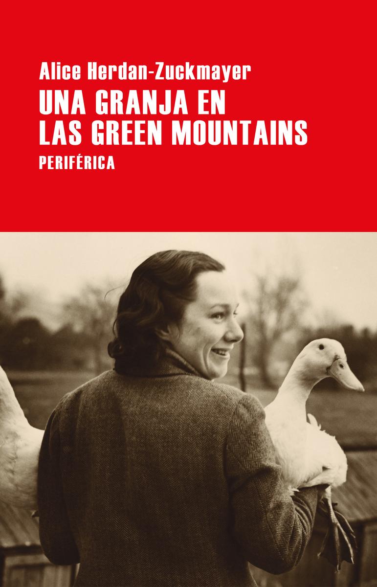 UNA GRANJA EN LAS GREEN MOUNTAINS: portada