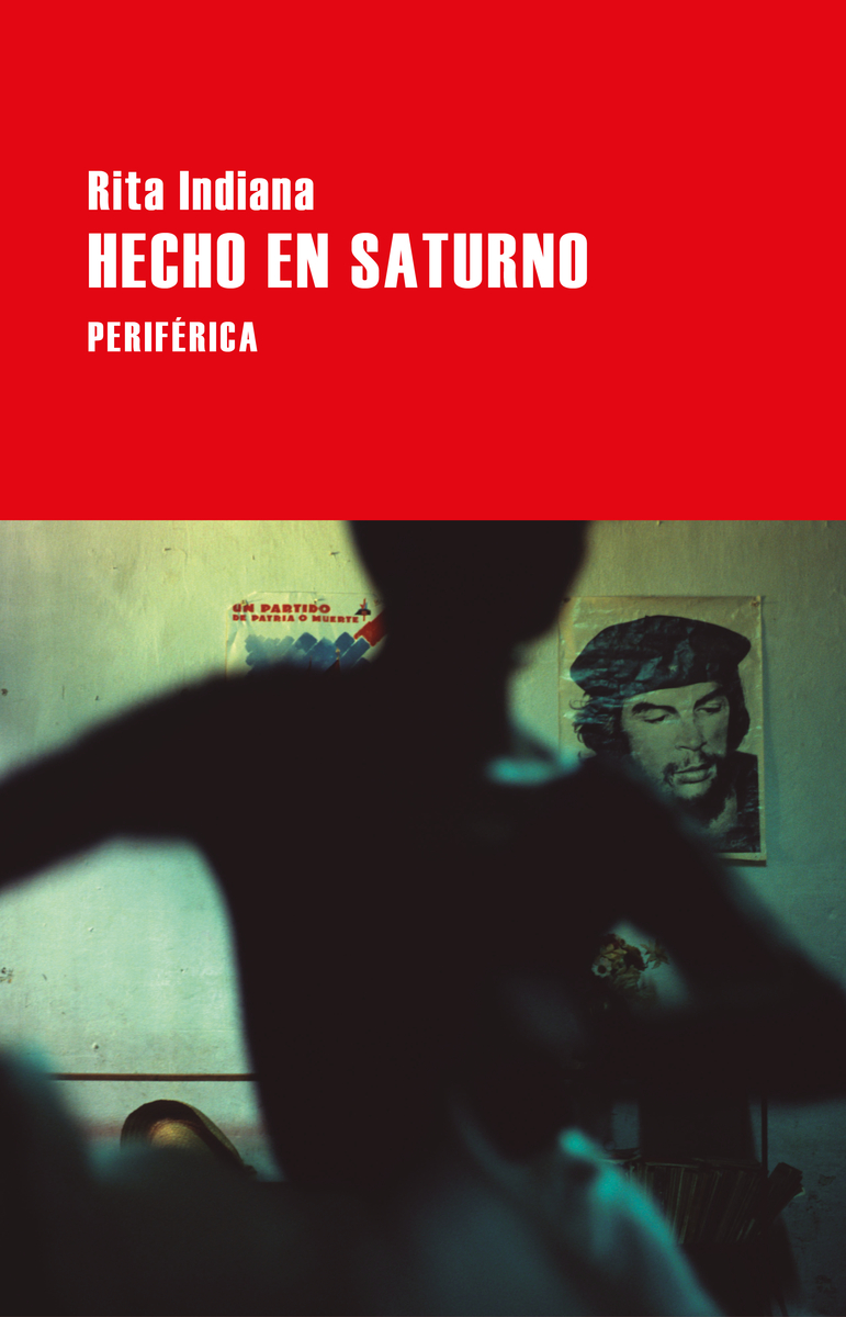 Hecho en Saturno: portada