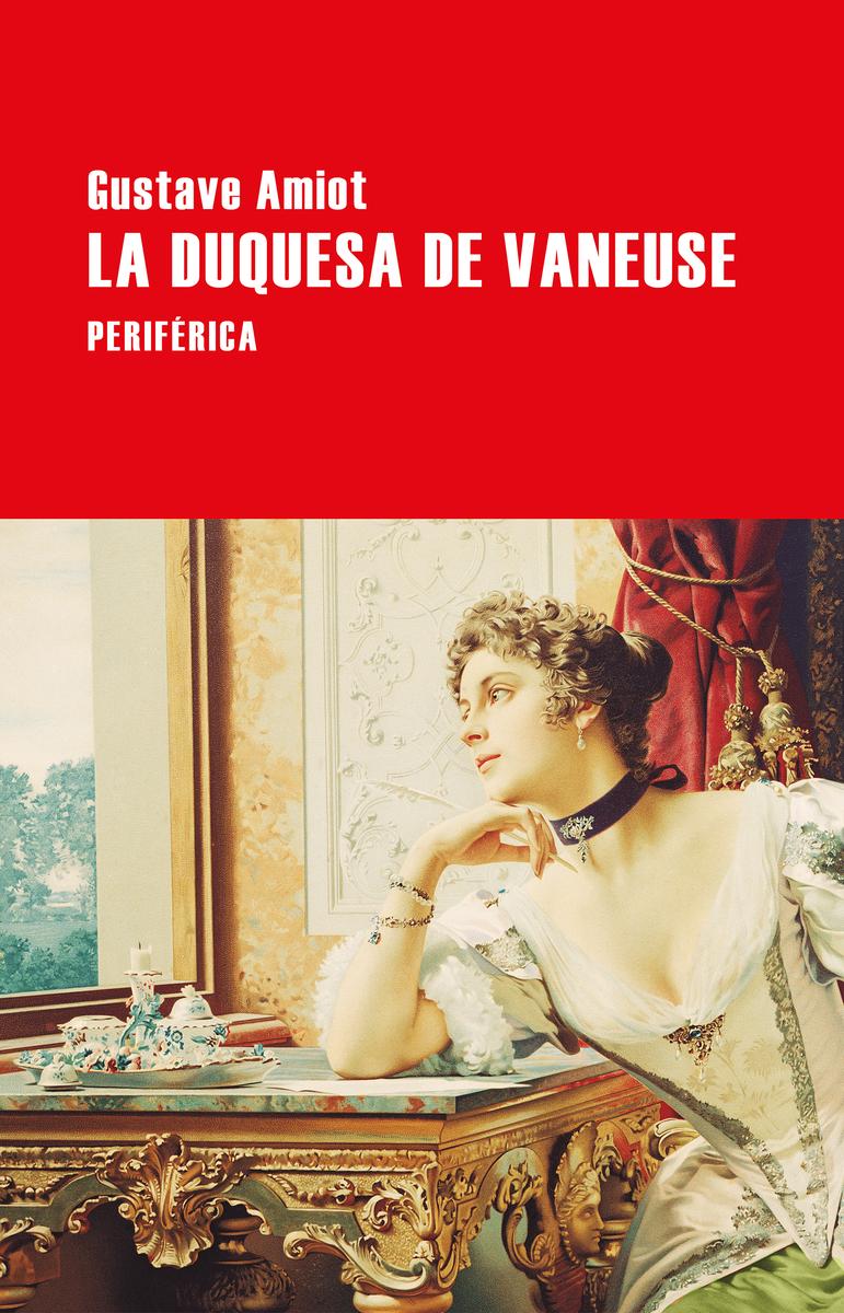 La duquesa de Vaneuse: portada