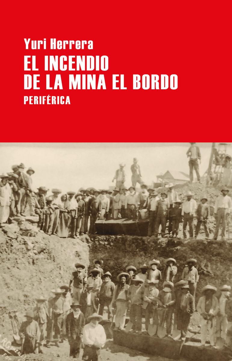 El incendio de la mina El Bordo: portada