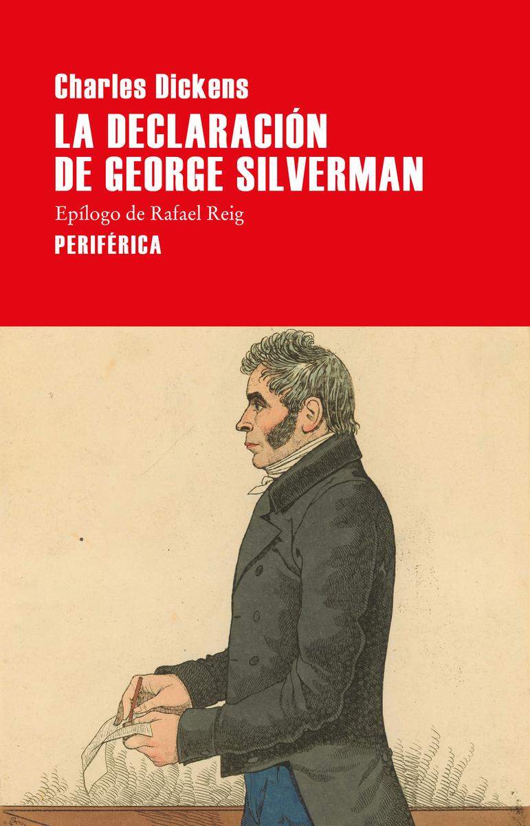 La declaración de George Silverman: portada