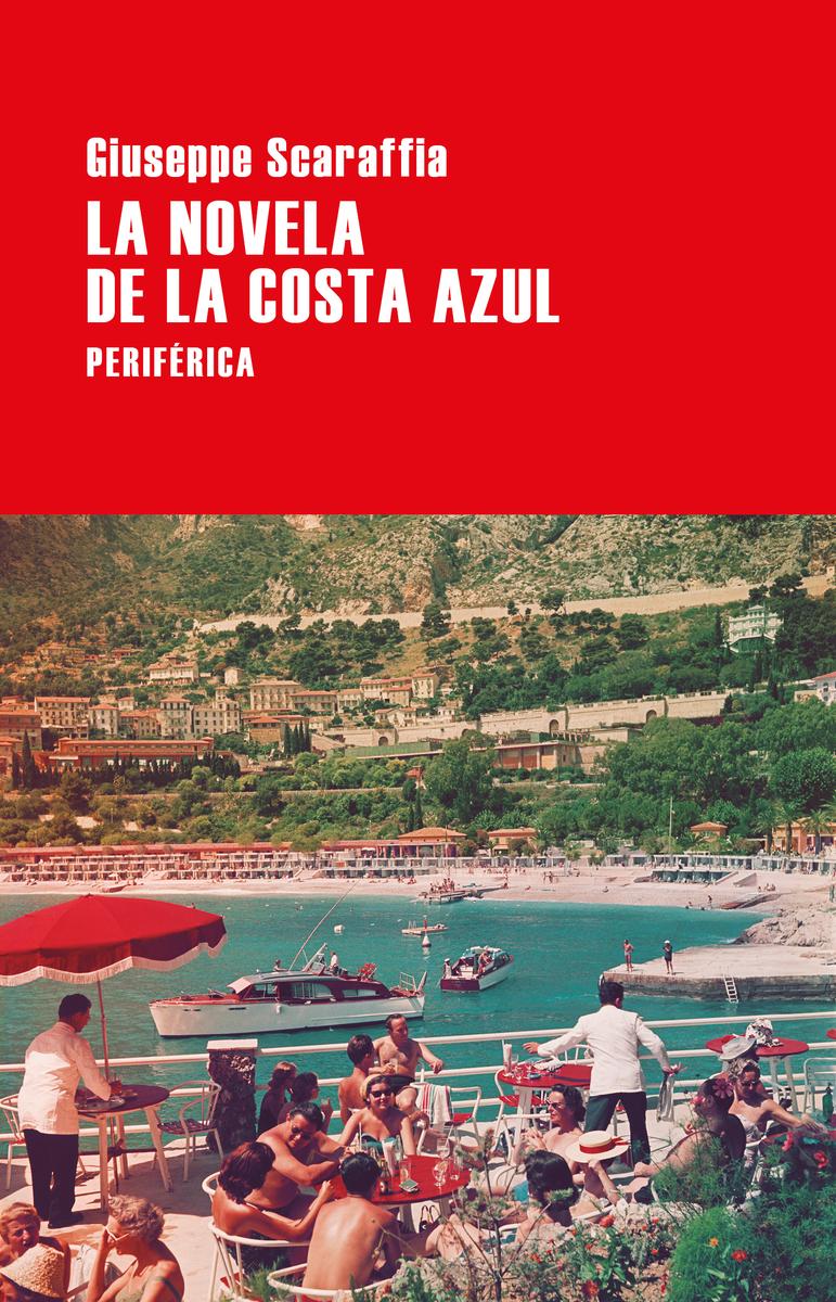 La novela de la Costa Azul: portada