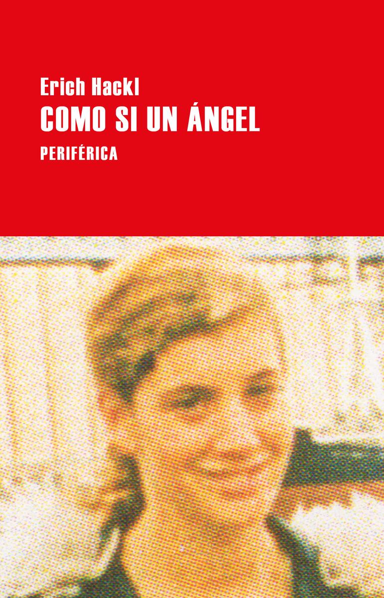 Como si un ángel: portada