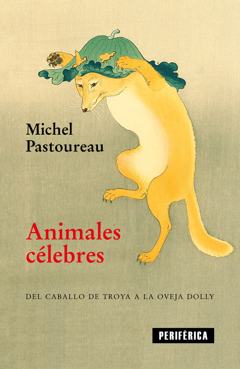 Animales célebres: portada