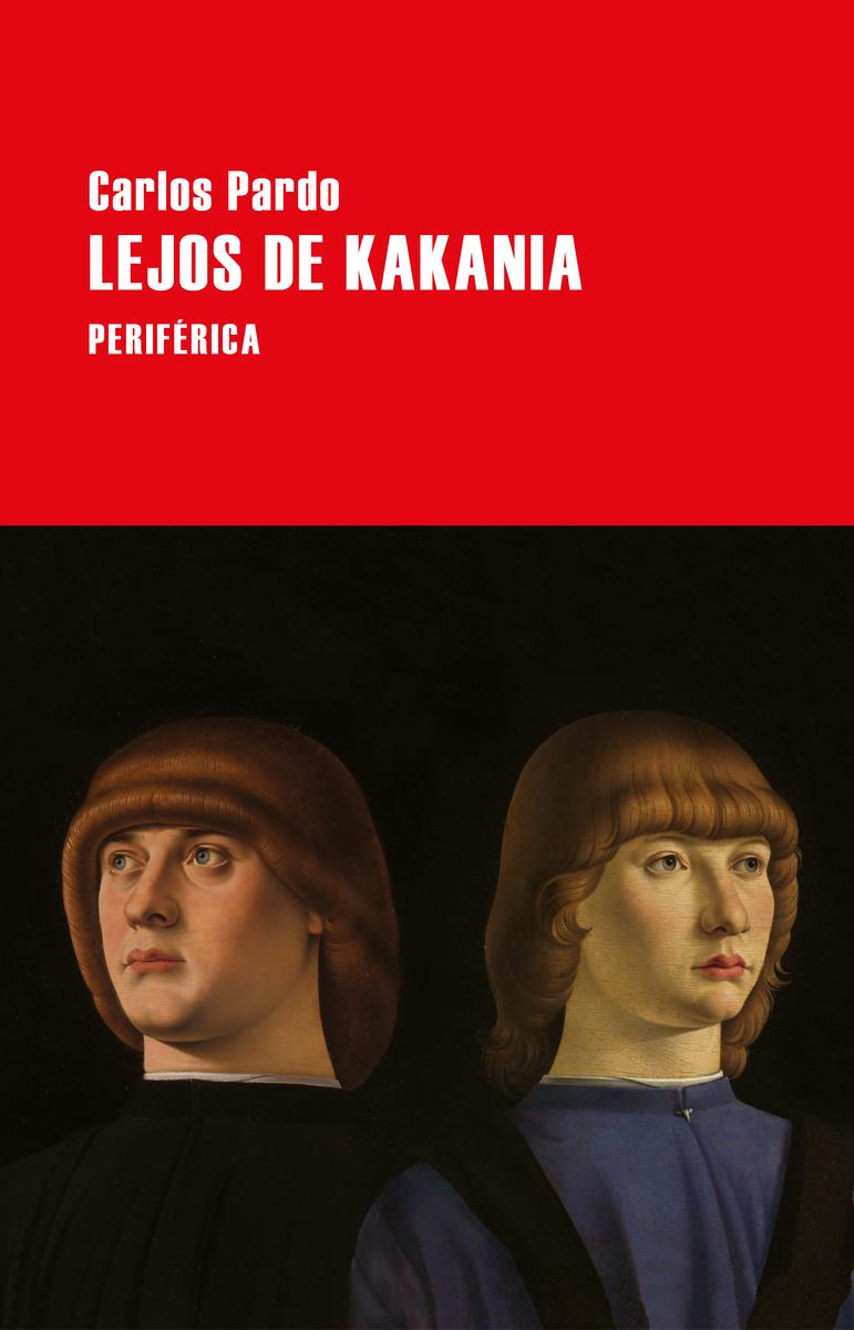 Lejos de Kakania: portada