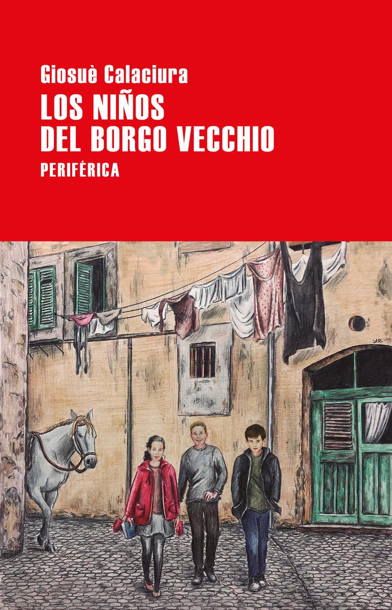 Los niños del Borgo Vecchio: portada