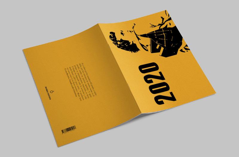 Calendario apuntatodo 2020 Periférica: portada