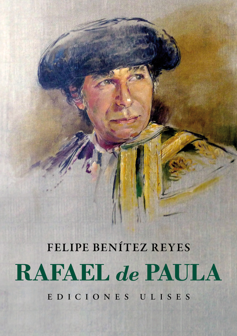 Rafael de Paula: portada