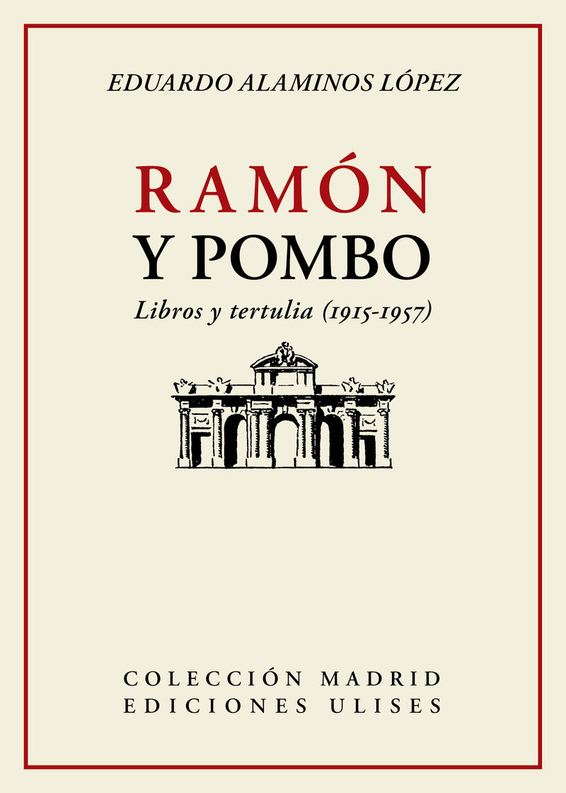 Ramón y Pombo: portada