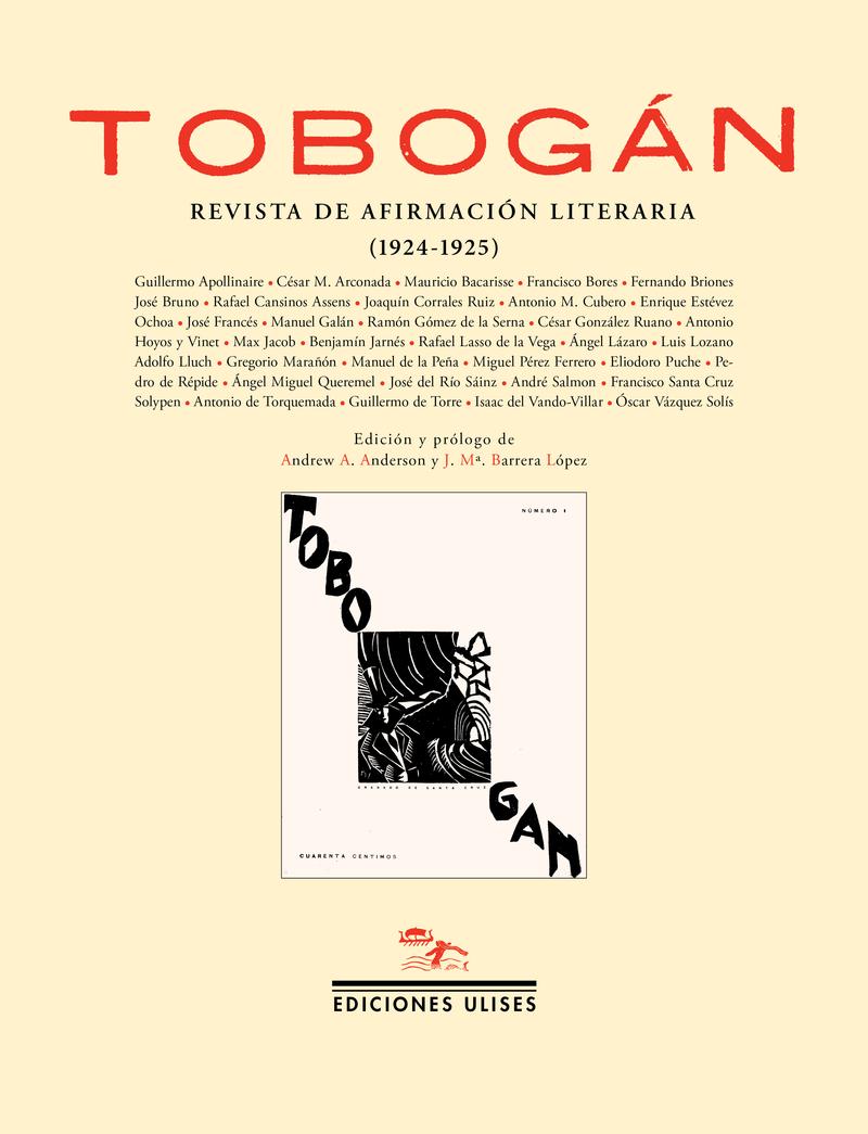 Tobogán: portada