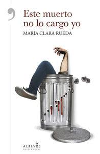 ESTE MUERTO NO LO CARGO YO: portada