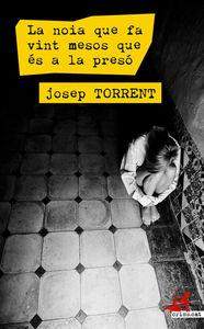 La noia que fa vint mesos que és a la presó: portada