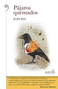 Pájaros quemados: portada
