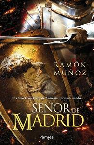 Señor de Madrid: portada