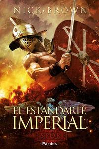 El estandarte imperial: portada