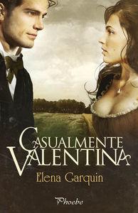 Casualmente Valentina: portada