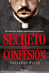 Secreto de confesión: portada