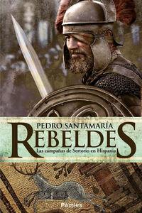 Rebeldes: portada