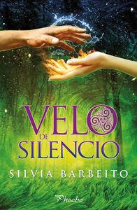 Velo de silencio: portada