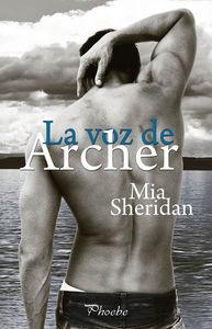 La voz de Archer: portada