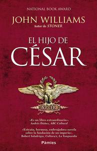 El hijo de César: portada