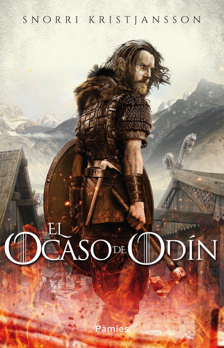 El ocaso de Odín: portada