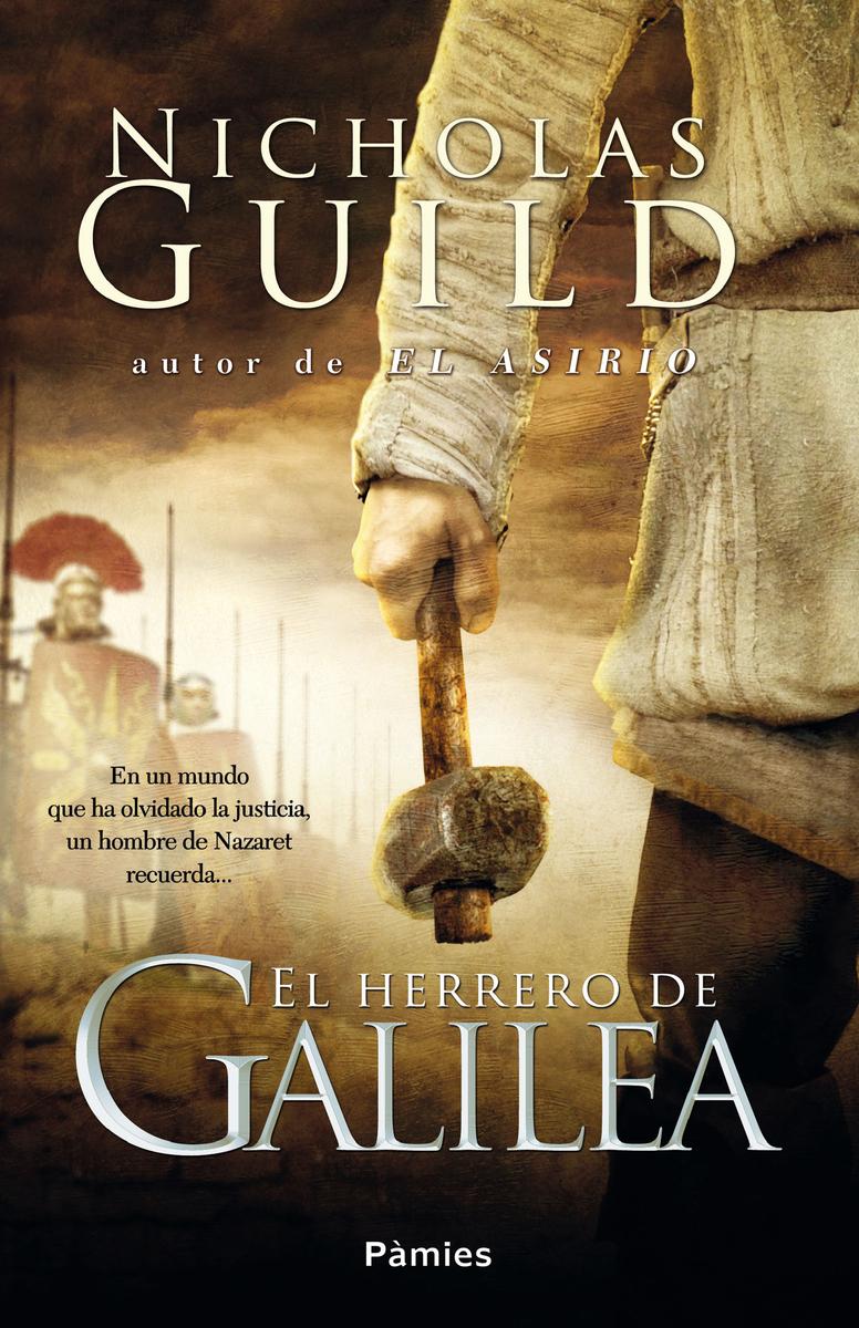 El herrero de Galilea: portada