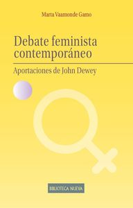 DEBATE FEMINISTA CONTEMPORÁNEO: portada