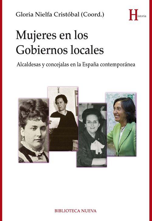 MUJERES EN LOS GOBIERNOS LOCALES: portada