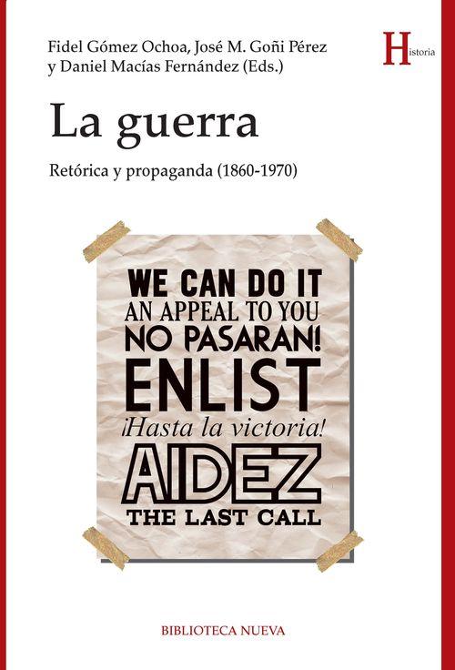 GUERRA, LA: portada