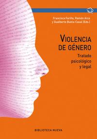 VIOLENCIA DE GÉNERO - 2ª EDICIÓN: portada