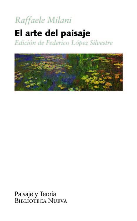 EL ARTE DEL PAISAJE - 2ª EDICIÓN: portada